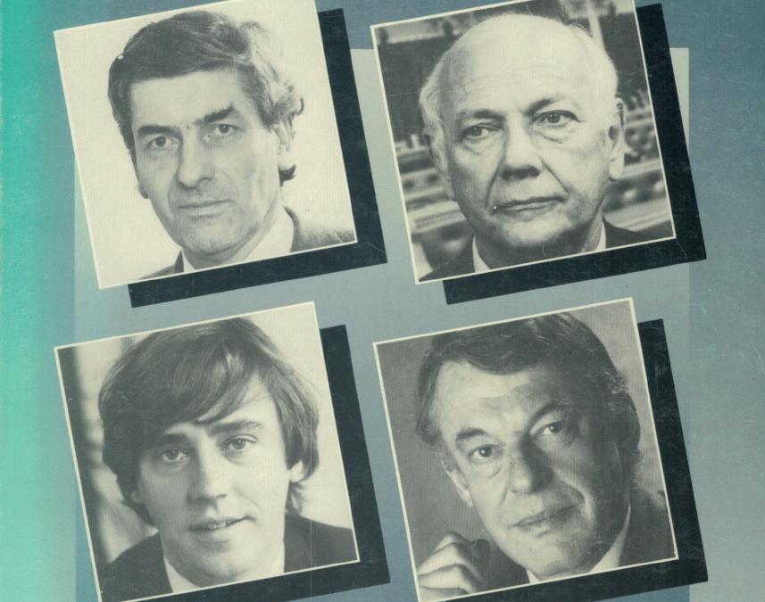Partijleiders en Buitenlandse Politiek (1985)